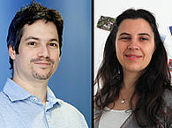 Thomas Bretz und Daniela Dorner