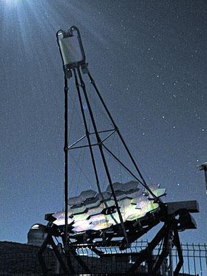 FACT - First G-APD Cherenkov Teleskop