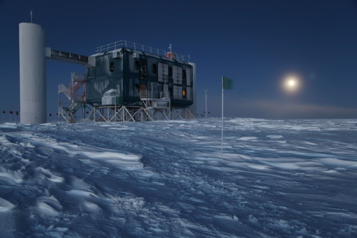 IceCube - South Pole Neutrino Observatory