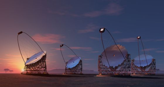 CTA - Cherenkov Telescope Array