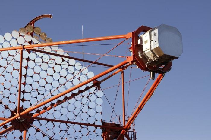 HESS-Teleskope