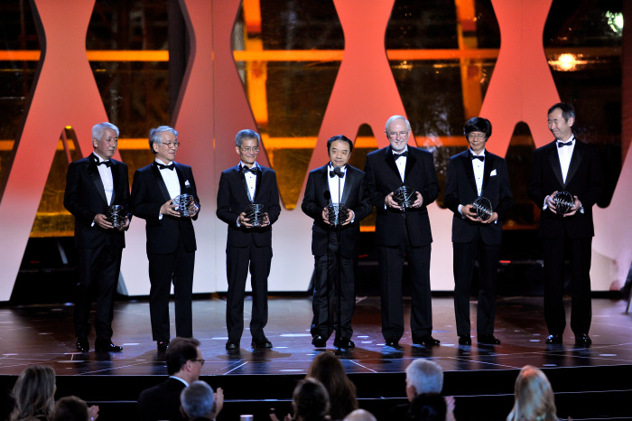 2016 Breakthrough Prize in Fundamental Physics - Laureates
