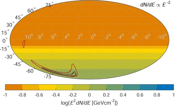 Keine Neutrinos (noch) Begleiten Gravitationswellen